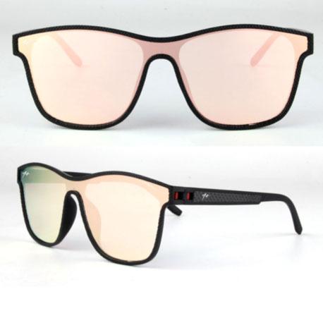 e7eb6b5e68 En nuestra tienda online aquí Modelo Auro disponible en 3 colores: lente  espejo azul; lente marrón degradado y lente espejo rosa.